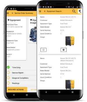 Shepherd CMMS mobile app