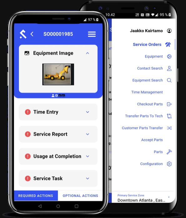 Shepherd CMMS - Mobile App
