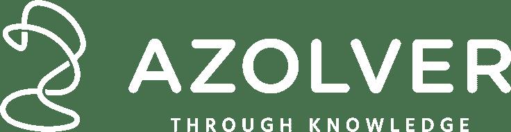 White Azolover Logo